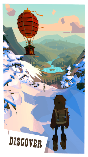 Играй The Trail На ПК 5