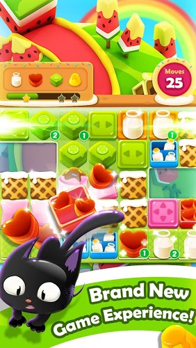 Play Yummy Blast Mania on PC 4