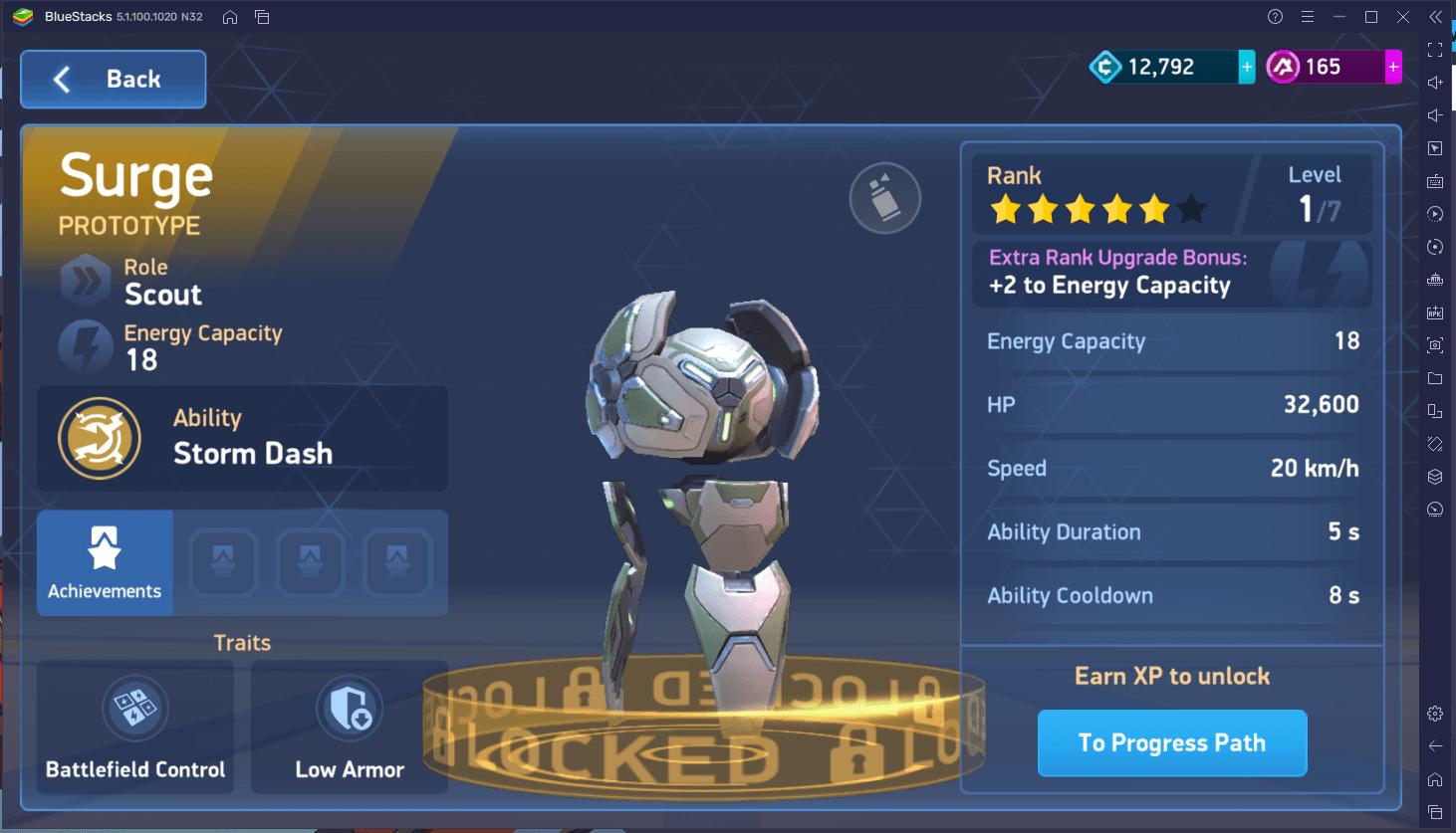 Melihat 3 Mecha Terkuat di Mech Arena: Robot Showdown!