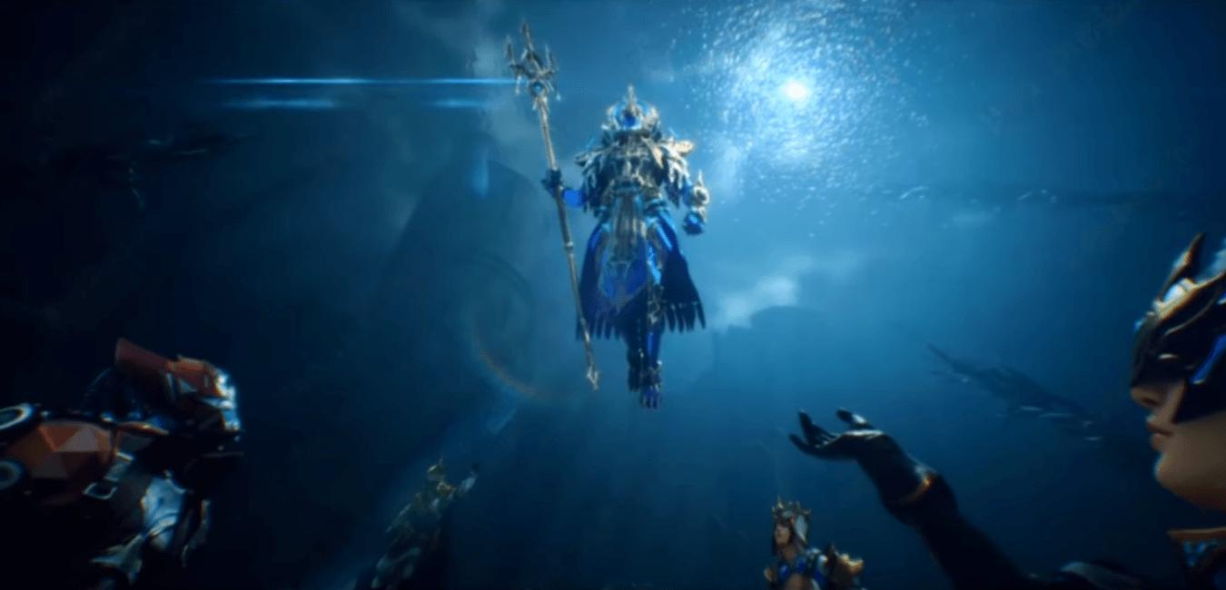 Melihat Poseidon X-Suit PUBG Mobile yang Telah Hadir!