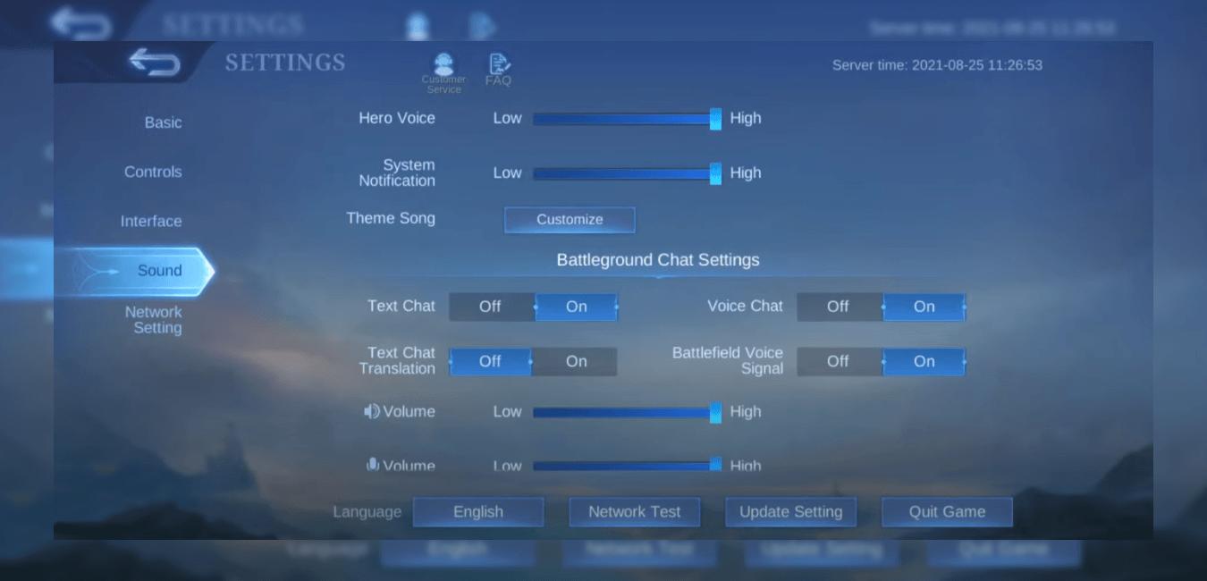 Melihat Tampilan User Interface (UI) Terbaru Mobile Legends!