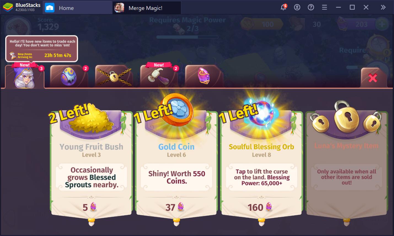 Cách chơi Merge Magic! hiệu quả nhất