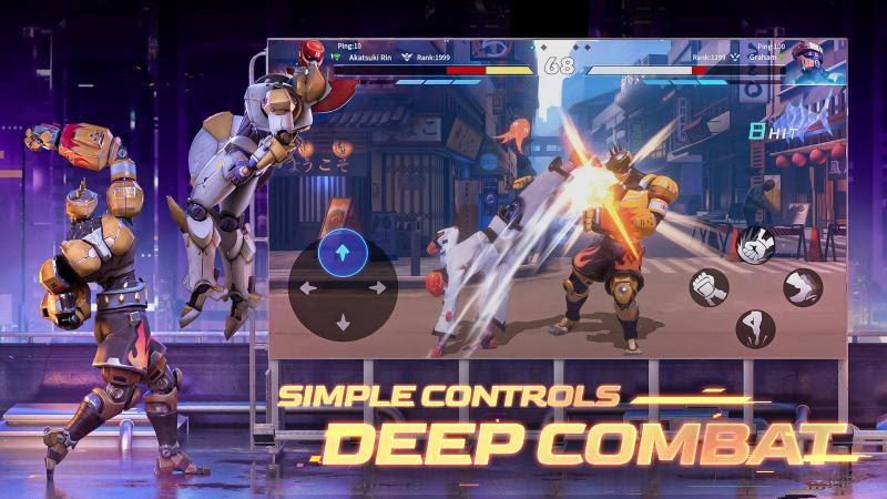 Почти как Street Fighter: файтинг Metal Revolution стал доступен для предварительной регистрации