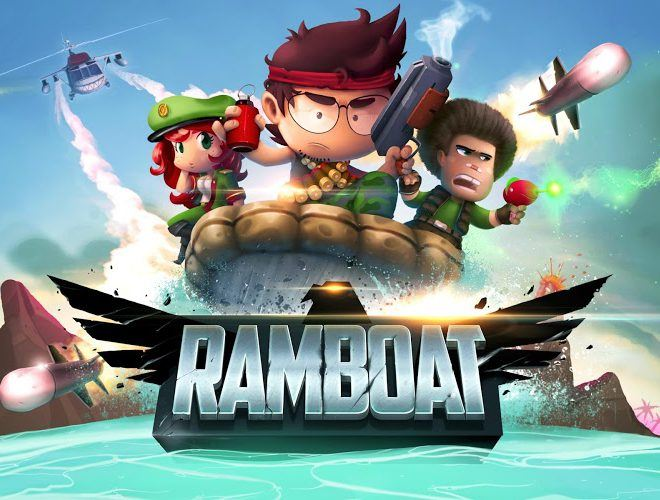 Chơi Ramboat: Shoot and Dash on pc 20