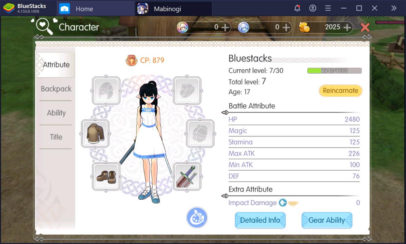 Trải nghiệm thế giới fantasy đầu màu sắc của Mabinogi-Fantasy Life cùng BlueStacks