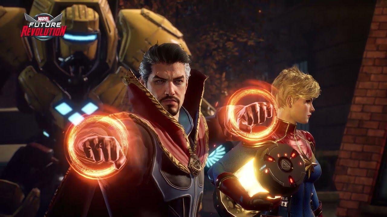 4 Rekomendasi Superhero Terbaik Untuk Permulaan Marvel Future Revolution!