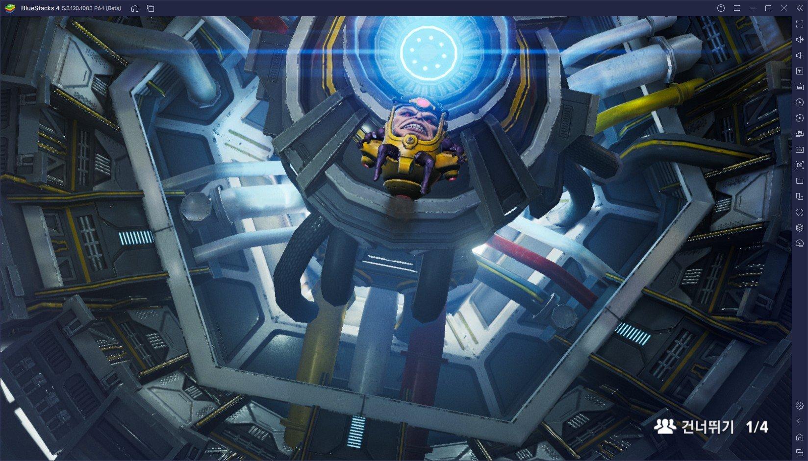 유저들을 위해 새롭게 시작된 마블 퓨처 레볼루션의 이벤트들, 블루스택으로 PC에서 바로 진행해봅시다!