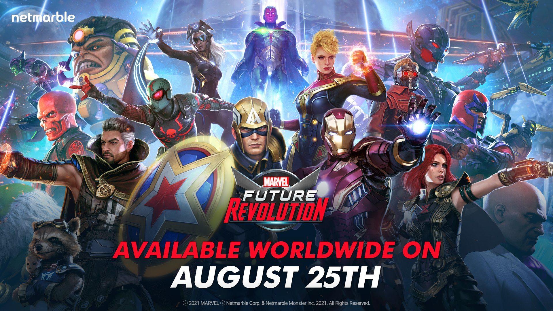 Tudo o que precisa saber sobre Marvel Future Revolution, primeiro RPG de ação mundo aberto da Marvel