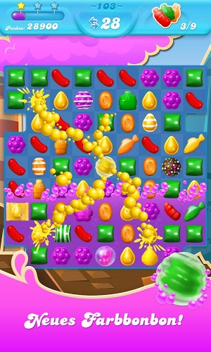 Spielen Candy Crush Soda Saga on PC 4