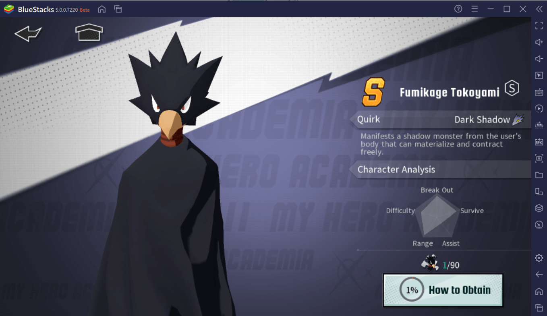 My Hero Academia: The Strongest Hero – Lista dos Melhores Heróis