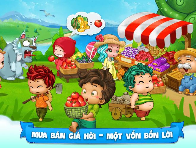 Chơi Khu Vuon Tren May on PC 7