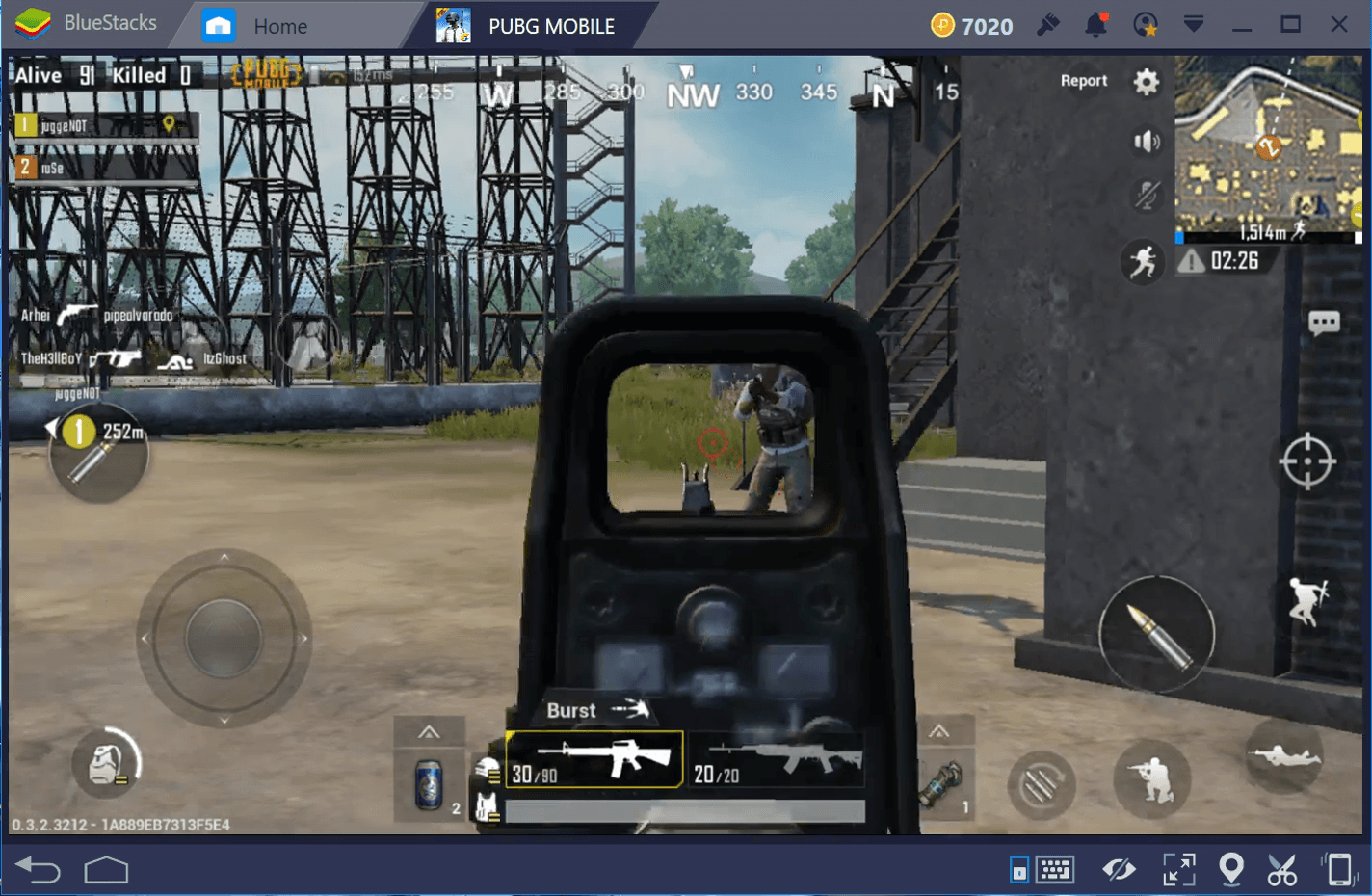 PUBG Mobile on PC: Best Military Base Guide