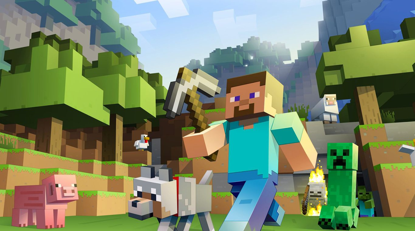 Download Minecraft On Pc With Bluestacks