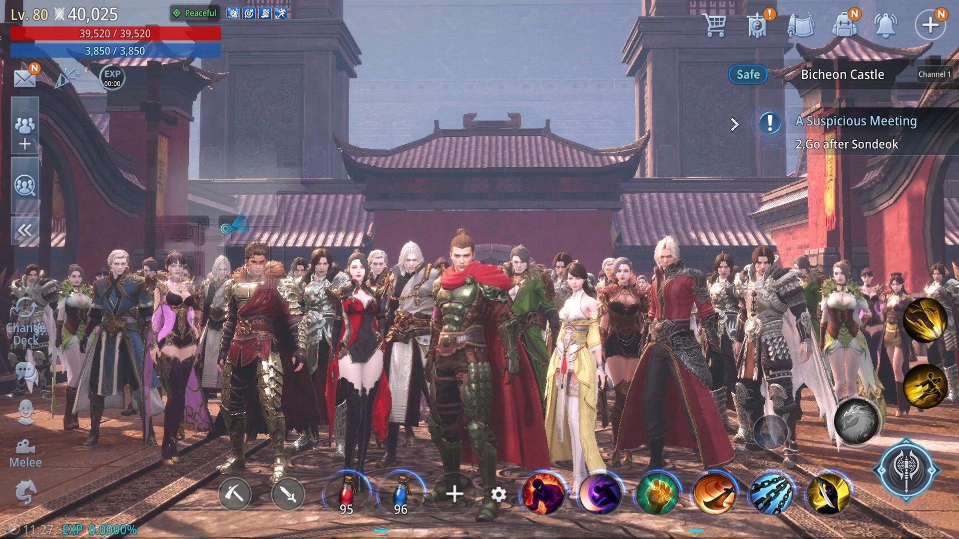 MIR4: Bom tấn MMORPG phát hành toàn cầu ngày 26/8