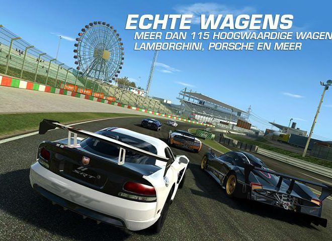 Speel Real Racing 3 on PC 4