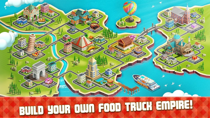 Play Food Truck Chef™: Cooking Game on PC 11