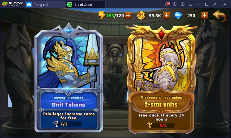 Might & Magic: Era of Chaos – Những lưu ý cơ bản khi chơi game
