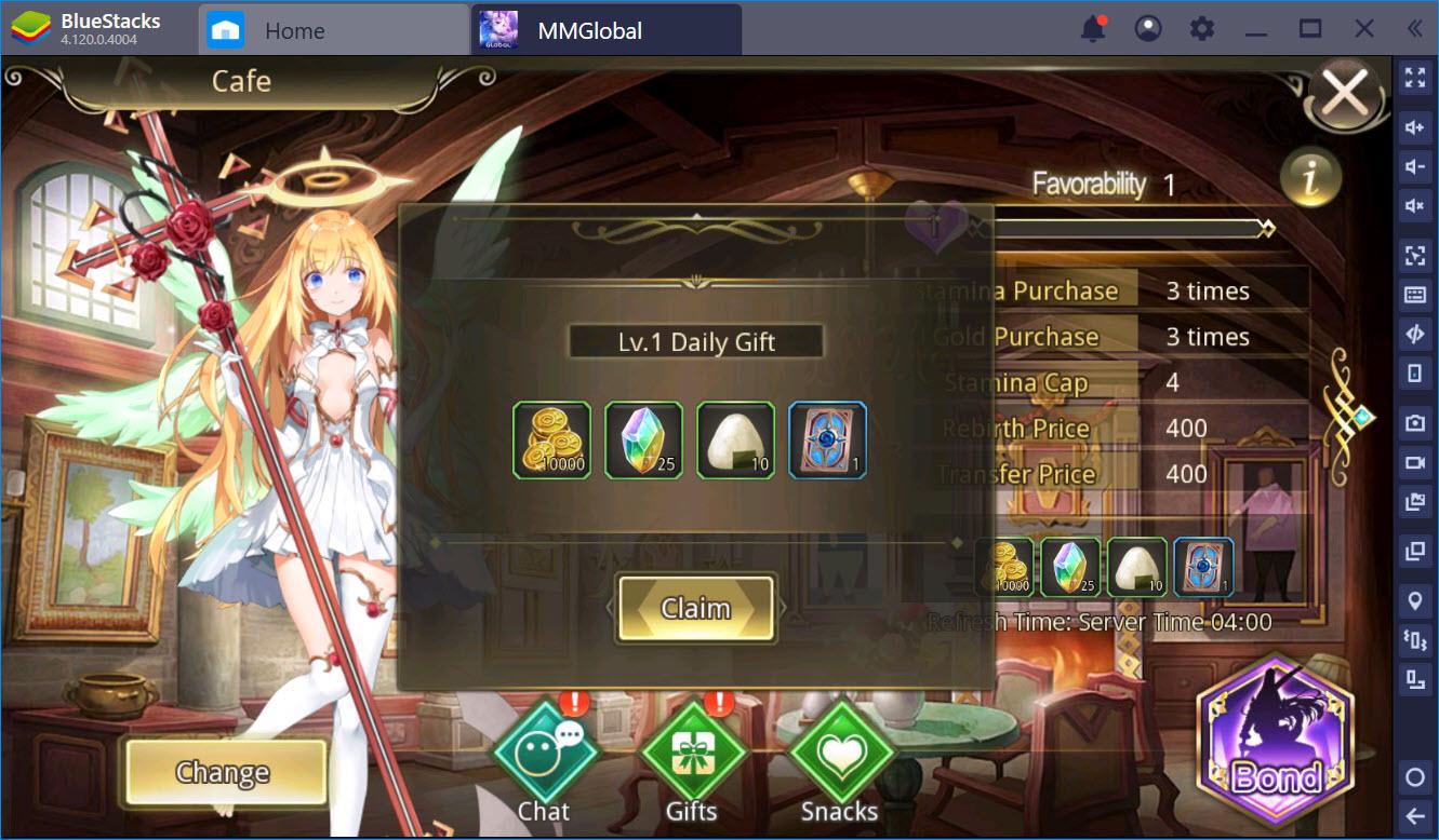 Lưu ý cho người mới khi chơi Mirage Memorial Global
