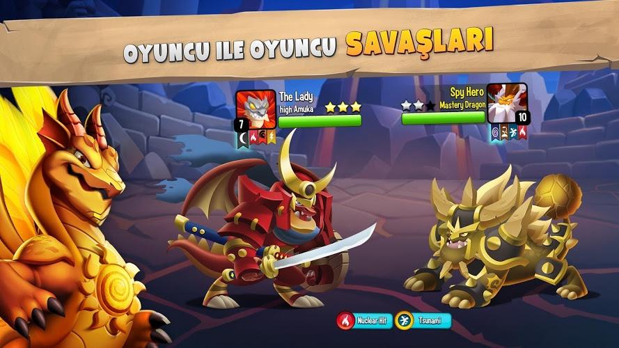 Dragon City İndirin ve PC'de Oynayın 2