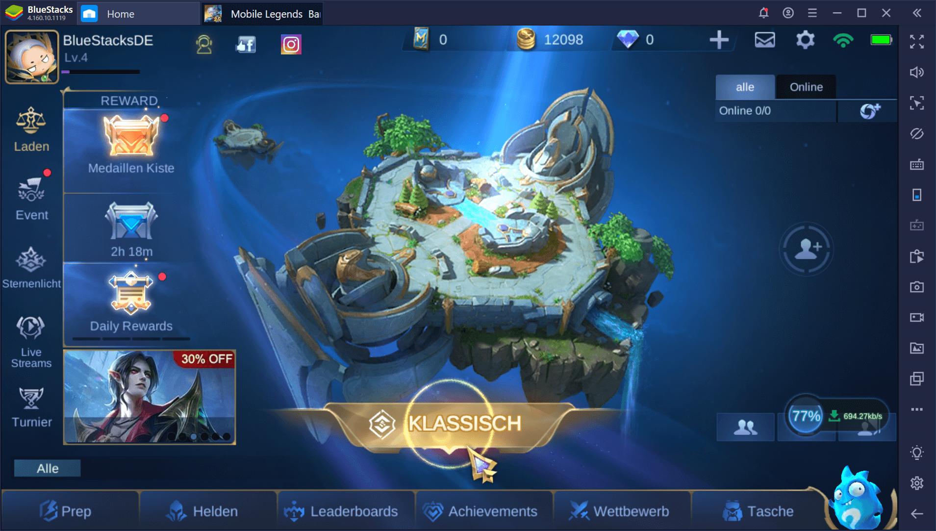 Mobile Legends: Bang Bang Anfänger-Guide