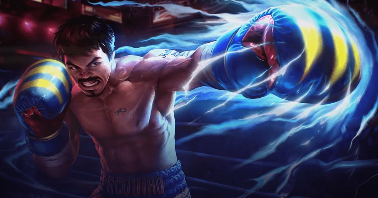 Moonton Rilis Skin Eksklusif Hasil Kolaborasi Mobile Legends x Manny Pacquiao!