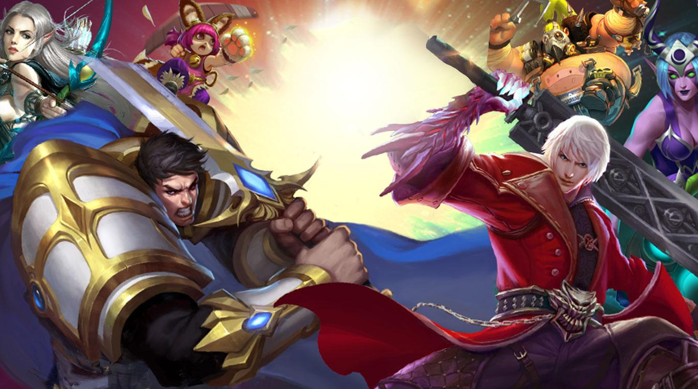 Download Mobile Legends Bang Bang On PC With BlueStacks