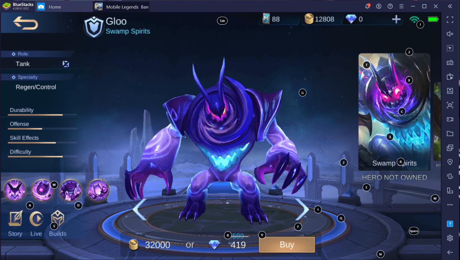 5 Hero Terbaik Untuk Melawan Tank Baru Mobile Legends, Gloo!