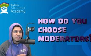How to choose moderators 1