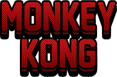 Play Monkey Kong classic arcade on PC