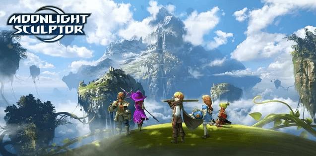 Tutorial Bermain MMORPG Mobile Moonlight Sculptor di PC Menggunakan BlueStack!
