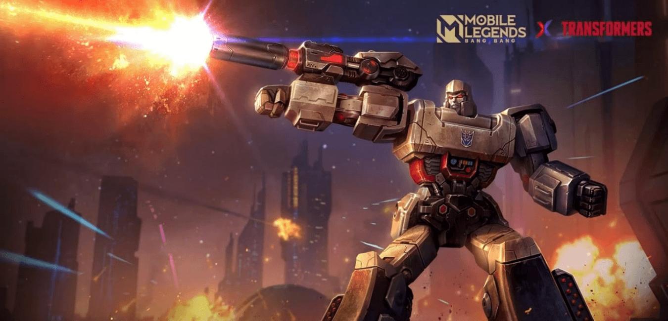 Moonton Resmi Umumkan Kolaborasi Mobile Legends x Transformers!