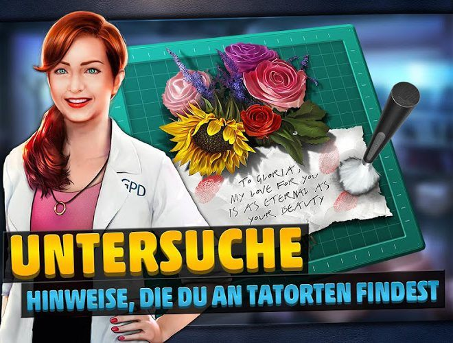 Spielen Criminal Case on pc 9