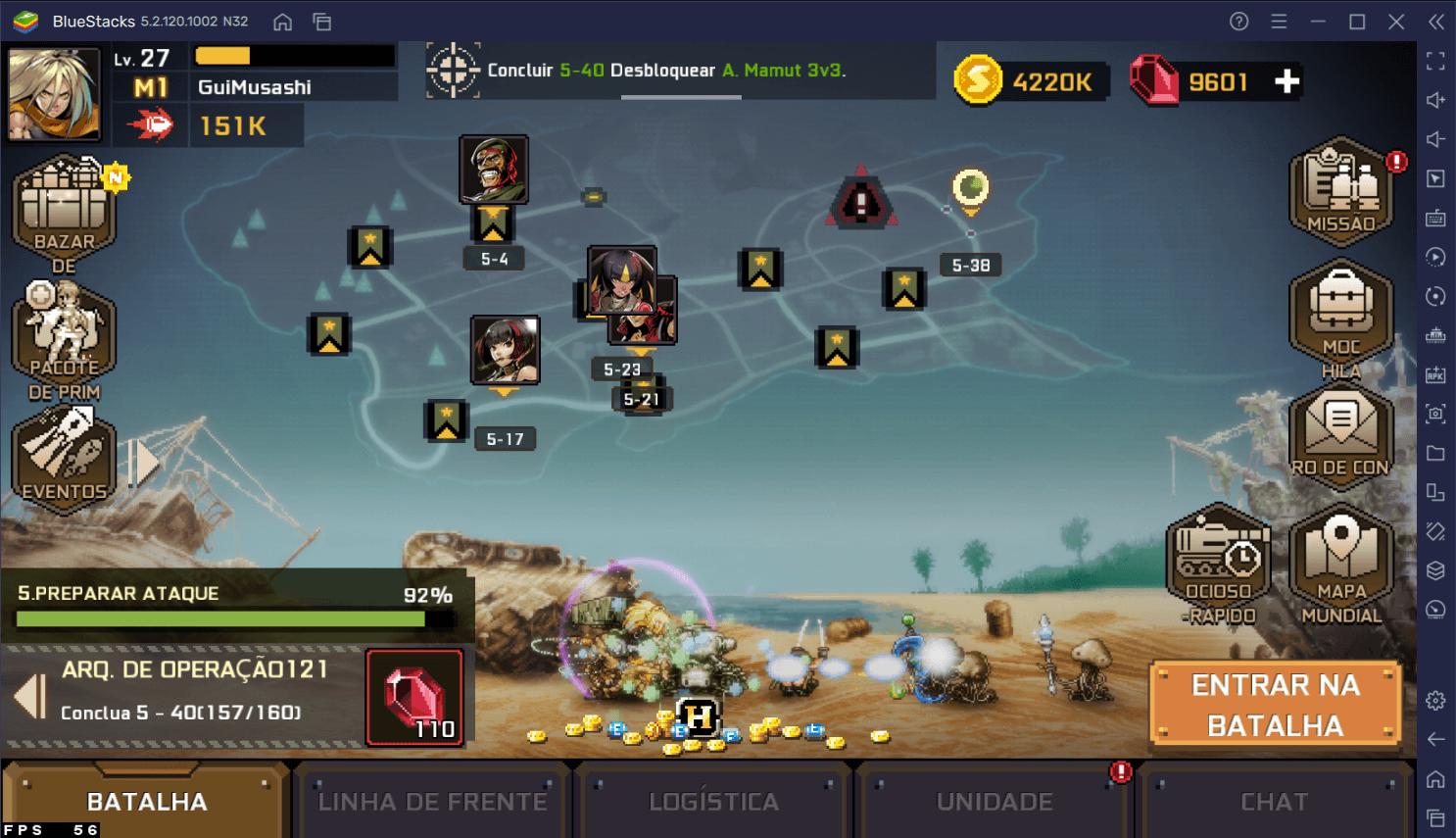 Os melhores personagens de Metal Slug: Commander – As unidades mais fortes do jogo