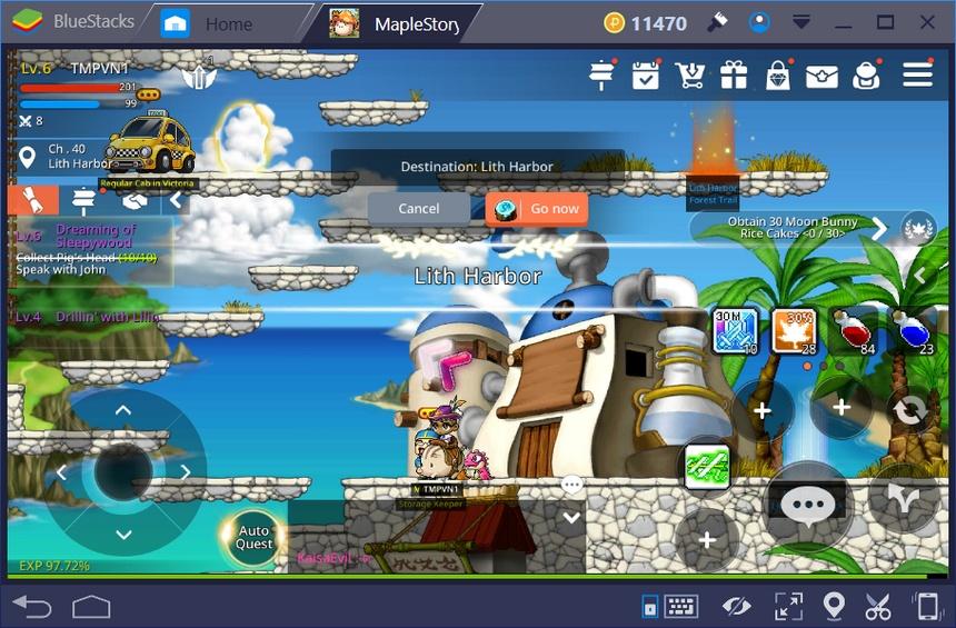 《楓之谷M》如何提高角色的戰鬥效果攻略教學