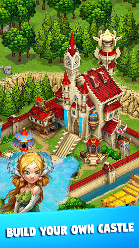 เล่น Fairy Kingdom: World of Magic on PC 3