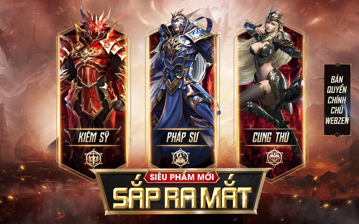 MU Kỳ Tích, game mobile mới đề tài MU sắp ra mắt