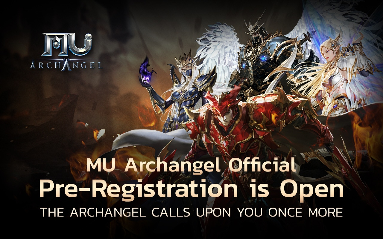 MU Archangel mở đăng ký sớm cho game thủ Việt Nam