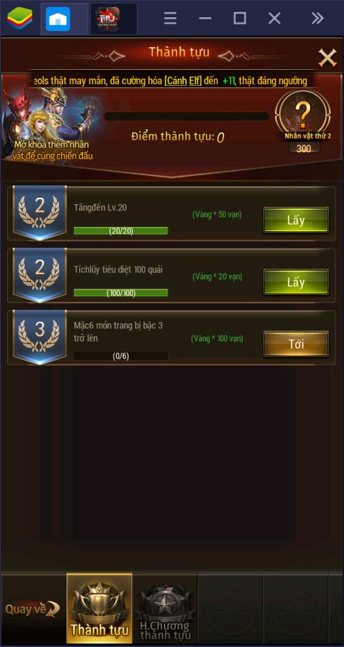 Đâu là lớp nhân vật bạn muốn sử dụng trong MU Đại Thiên Sứ H5?
