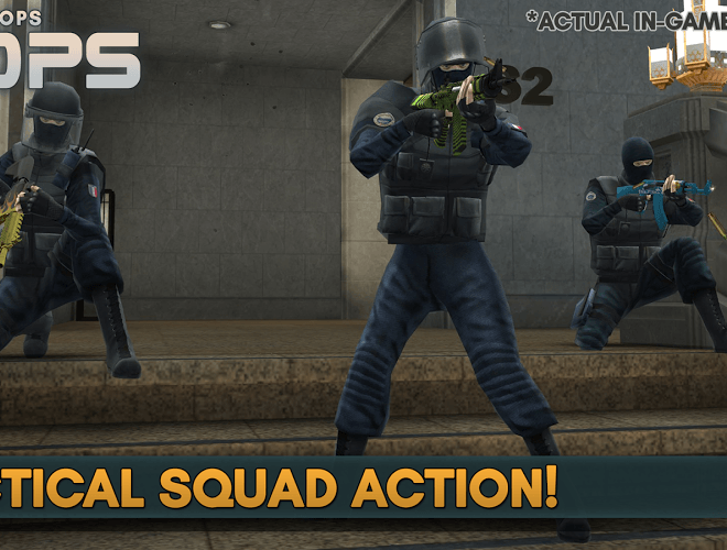 Play Critical Ops on PC 15