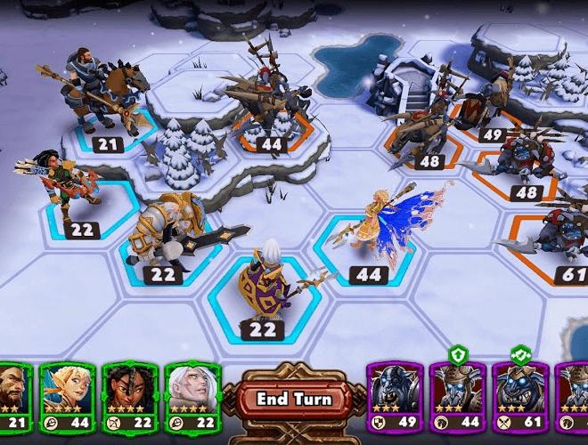 Jouez à  Warlords of Aternum sur PC 7