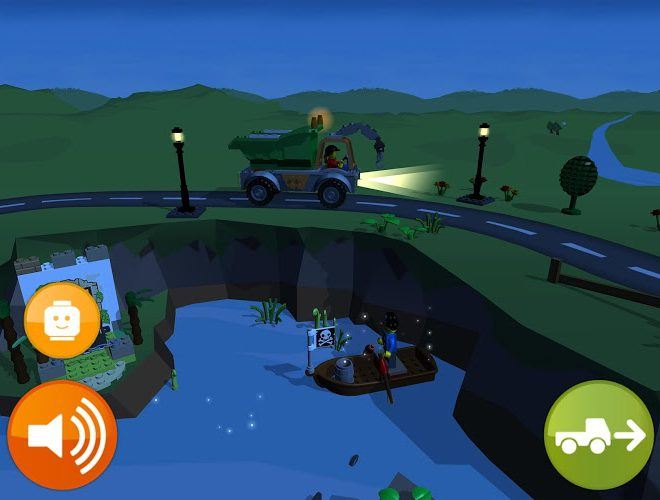 Play LEGO® Juniors Create & Cruise on PC 3