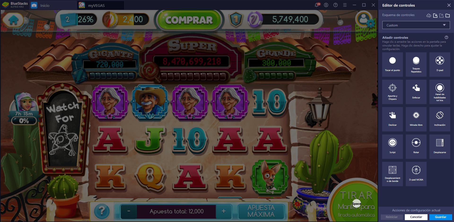 myVEGAS Slots – Trucos y Consejos Para Ganar en Grande en la App de myVEGAS