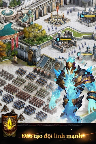 Chơi Rise of the Kings on PC 5