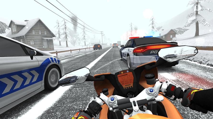 Играй Racing Fever: Moto На ПК 9