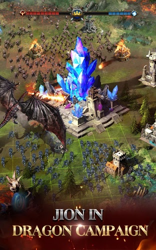 Play Clash of Kings on PC 5