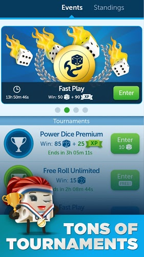 Play Dice With Buddies Free on PC 5