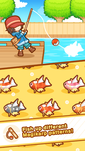 Play Pokémon: Magikarp Jump on pc 5
