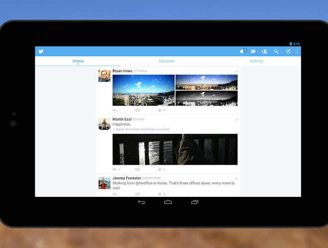 Juega Twitter Android App on PC 8