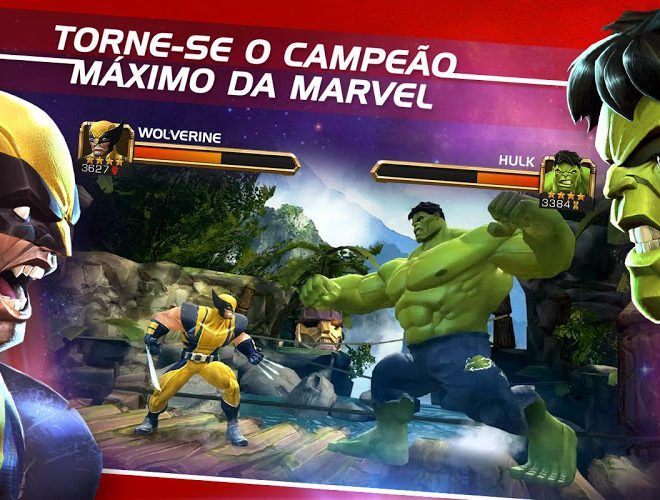 Jogue Marvel Contest of Champions para PC 3