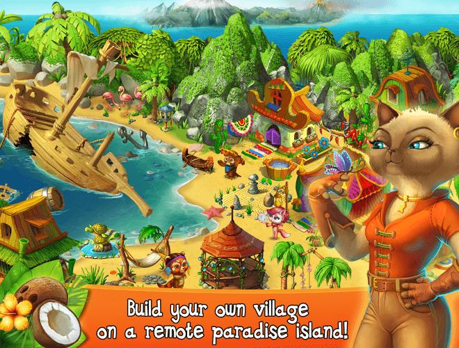เล่น Island Village on pc 2